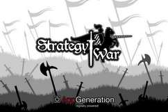 Strategy War - A board game where you command your army like a game of chess and risk it all to conquer the world image