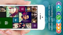 OneTouchDial   - Speed Dial, One Tap Dialer, Phone Call, Face Call, Touch Photo Dialer, Favorites Quick Dial image